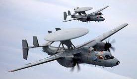 E-2D 先進型ホークアイ 岩国基地に前方配備へ