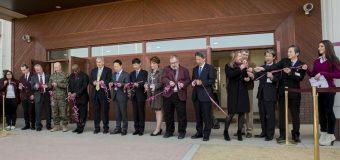 岩国基地内に76億円の新校舎完成