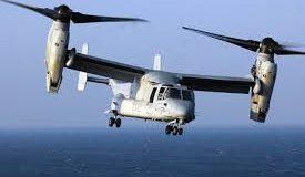 MV22オスプレイの飛行中止と東アジア最大の基地化に反対する緊急申し入れ